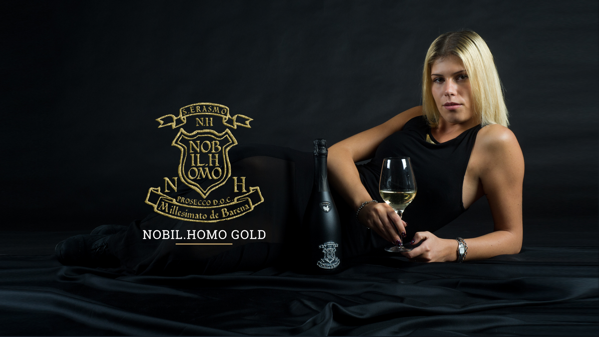 NOBIL.HOMO GOLD it