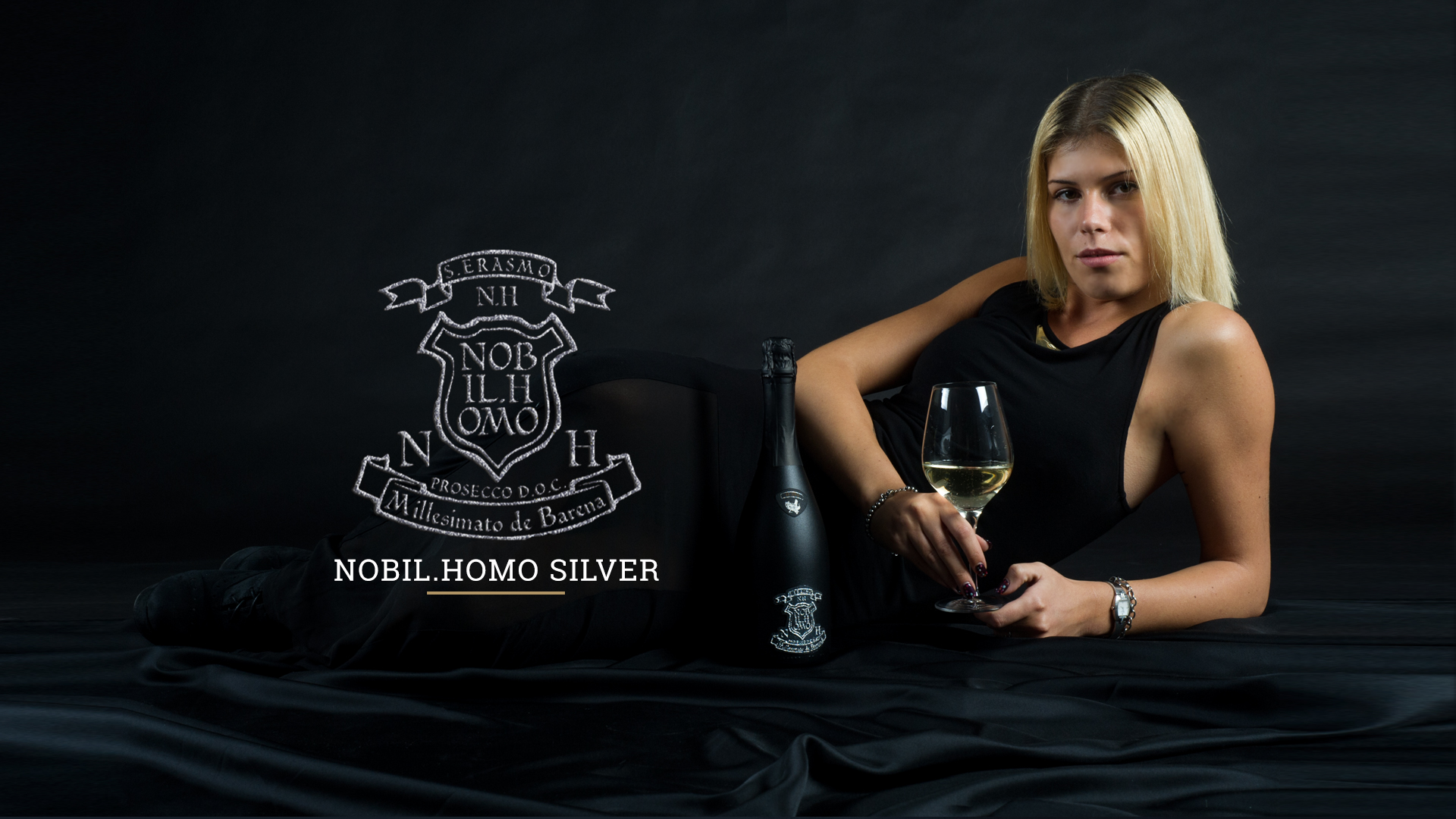 NOBIL.HOMO SILVER it